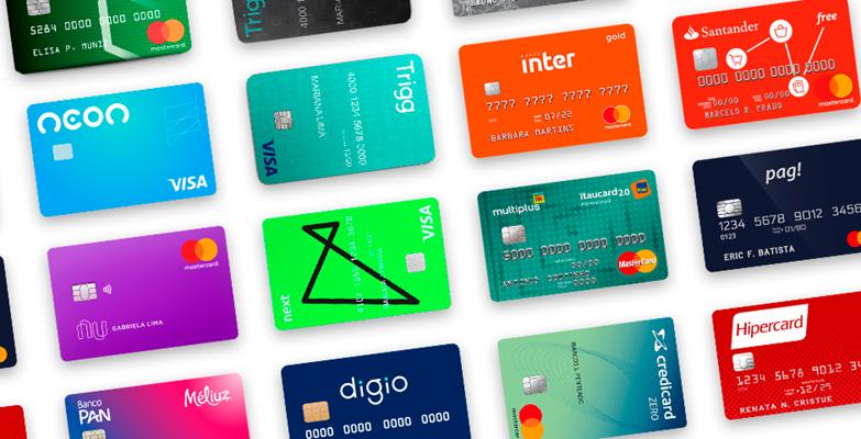 Cartões de crédito digitais